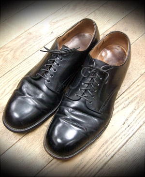 SERVICE SHOES 60's レザーソール