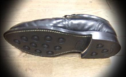 ゴルフシューズの靴修理
