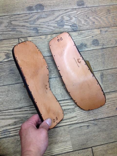 のカスタム | 目白の革靴修理 ...